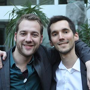 22 - Dorian Vallet et Guillaume Leroy
