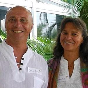 4 - Frauke Kaluzinski  et Jean-Marc Triplet